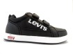 Levi´s Kids Denver Sneaker Svart - Storlek 35-232mm