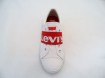 Levi´s Kids Bermuda TextilSneaker Vit