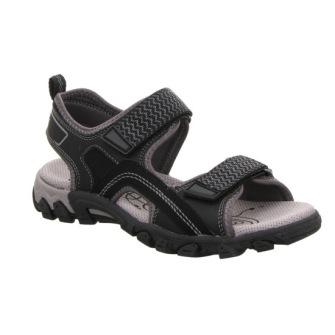 Superfit Hike Sandal Svart - Storlek 31-192mm