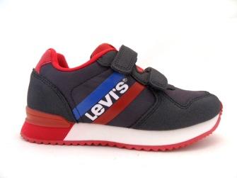 Levi´s Kids Springfield Sneaker Blå/Röd - Storlek 31-196mm