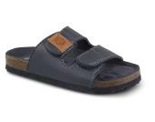Pax Norbert Slip-in Sandal Blå