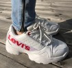 Levi´s Kids Soho Sneaker Vit - Storlek 37-232mm