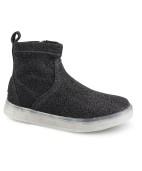 Pax Tressa Boots med Självlysande Yttersula Svart