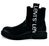 Levi´s Kids Nashville Boots Svart