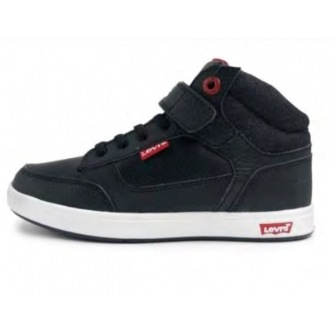 Levi´s Kids New Grace Sneaker Svart - Storlek 28-177mm