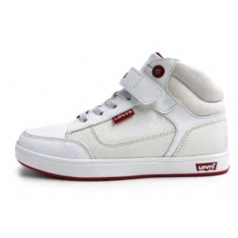 Levi´s Kids New Grace Sneaker Vit - Storlek 28-177mm