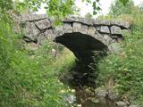 10B Hudiksvall Stamnäs C.a 14,1km NNO Hudiksvalls kyrka bro 1 (30m SO ny bro)