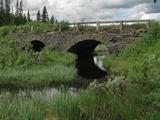 6B Åre Skalstugevägen Bodsjöedet  C.a 12,6km VNV Duveds kyrka. bro 1