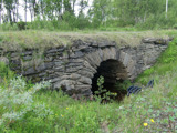 18A Åre Skalstugevägen C.a 36,7km VNV Duveds kyrka. bro 13