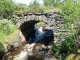 21A Åre Skalstugevägen Gamla Norgevägen C.a 42,1km VNV Duveds kyrka bro 16