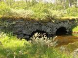 22 Åre Skalstugevägen Gamla Norgevägen C.a 43km VNV Duveds kyrka. bro 17