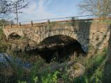 04A Kalmar Väntorp C.a 5km NV Hagby kyrka  bro 2