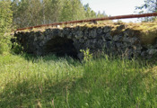 1B(valv 1)  Haparanda Pelli C.a 1,4km  NNO  Nikkala kyrka