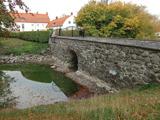 1B Svedala Skabersjö slott C.a 3,3km OSO Oxie kyrka bro 1