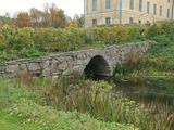 4B Ystad Krageholm slott C.a 2,2km VSV Sövestads kyrka bro 3