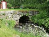 06A Sundsvall Bodacke C.a 2km N Lidens kyrka