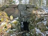 04B Hjo Almnäs C.a 6,5km SSV Hjo kyrka
