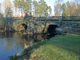 03A Kalmar Emmaboda Fur gränsen Kronoberg-Blekinge C.a 6,5km S Vissefjärda kyrka