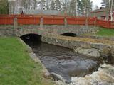 12A Tingsryd Korrö hantverksby bro 2 C.a 5,6km SO Linneryds kyrka