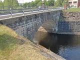20B Tierp Untra kraftverk C.a 8,5km NO Söderfors kyrka