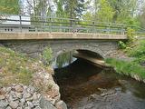 13B Hudiksvall Kvarnen Långvids bruk C.a 11,4km SSO Enångers kyrka