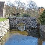 01A Höganäs Krapperups slott C.a 2,75km SSO Mölle kyrka