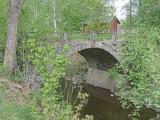 01B Heby Rödjebro C.a 9.8km VSV Harbo kyrka