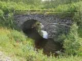 08A Åre Skalstugevägen C.a 23,5km VNV Duveds kyrka. bro 3