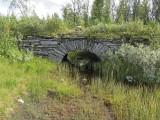 17B Åre Skalstugevägen  C.a 35,2km VNV Duveds kyrka. bro 12