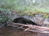 10A Nora Västgötahyttan _hyttruin) C.a 7km V Gyttorp centrum bro 1