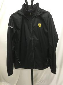 jacka - jacka, Ferrari, svart