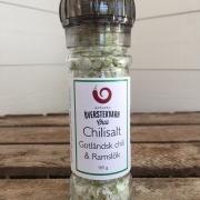 Chilisalt med vild Ramslök