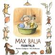 Pekan palja av Barbro Lindgren och illustratör Eva Eriksson, översättning av Daniel Särkijärvi (2015)