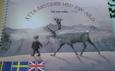 Åtta årstider med Jon-Ailo av Amanda Stenberg och Stina Larsson (nordsamiska, lulesamiska, sydsamiska, svenska och engelska)