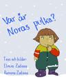 Missäs oon Noran Pulkka av Elmira och Ramona Zadissa, översättning av Mona Mörtlund (e-bok)