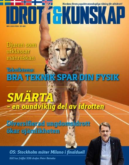AKTUELLT NUMMER:Nr 3/2019 Pris 95 kronor