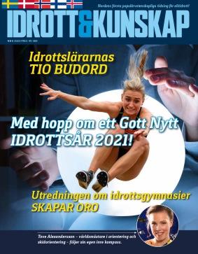 AKTUELLT NUMMER: nr 6/2020 pris 95 kronor