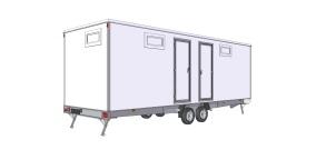 Toalettvagn 7MWCT2UB