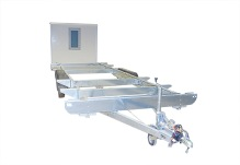 Modulvagn / avlyftbar