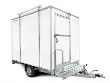 Snickarvagn / Förvaringsvagn 310cm