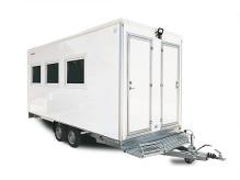 Kontor - Försäljningsvagn