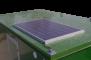 Rastvagn 4P-GAS - Solceller
