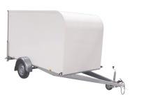 Skåptrailer Obromsad 750kg