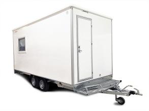 Rast / Personalvagn 6P Diesel