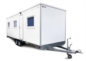 Bostadsvagn 4R