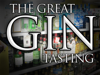 27. The great gin tasting  (torsdag 7/2) -