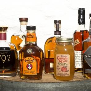 bourbonflaskor