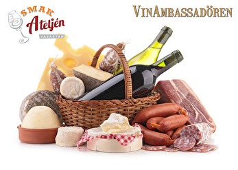 89 VinMarknad med VinAmbassadören (lördag 16/12)