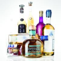 13 Exklusiv Tequila & Mezcalprovning med Riedelglas & glasexpert! (onsdag den 3/10)