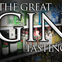 18. The great gin tasting! (onsdag 28/11)
